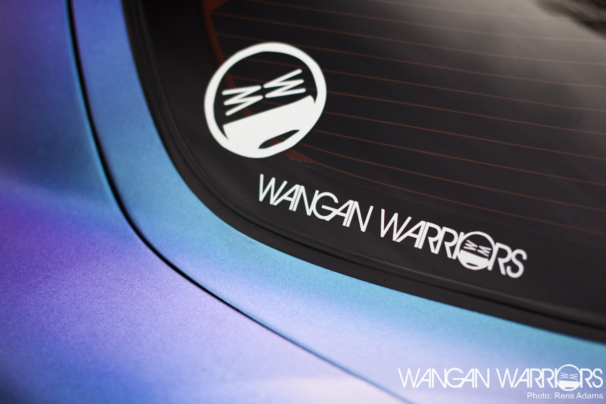Wangan Warriors Vinyl