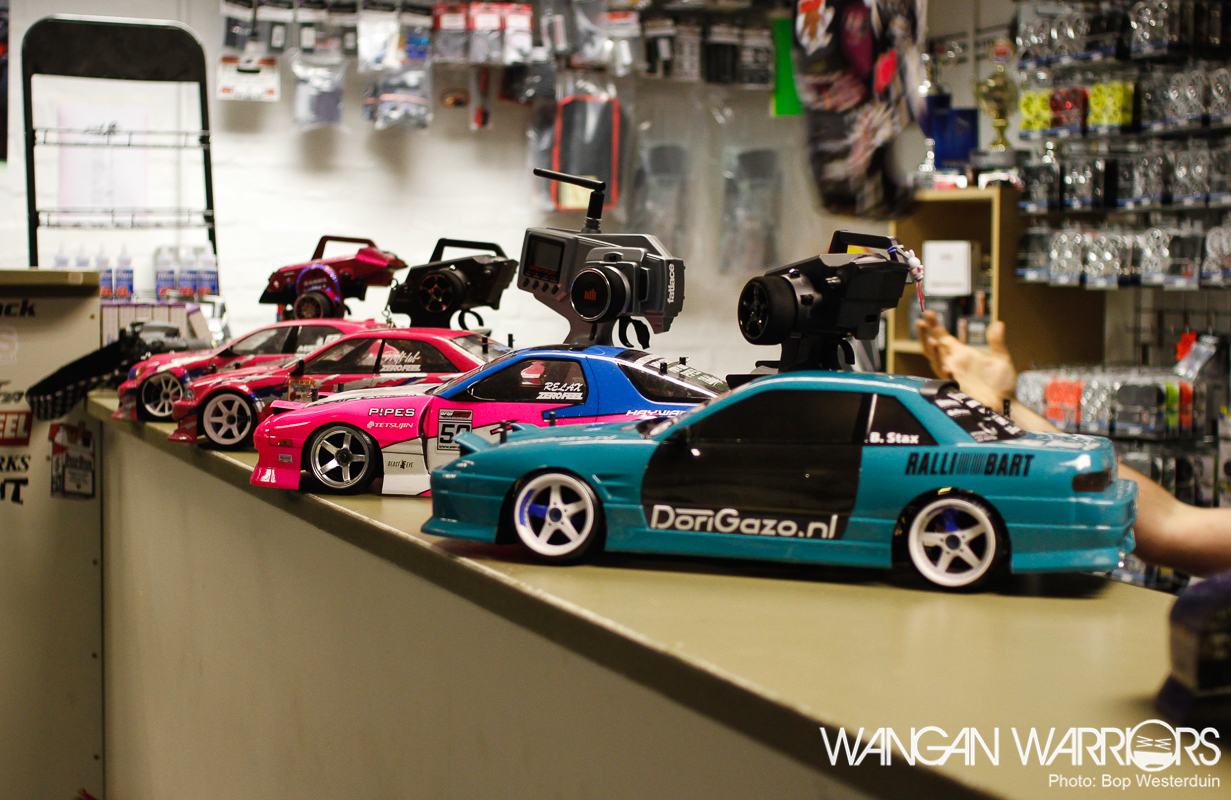 Car Culture On A Different Scale Wangan Warriors