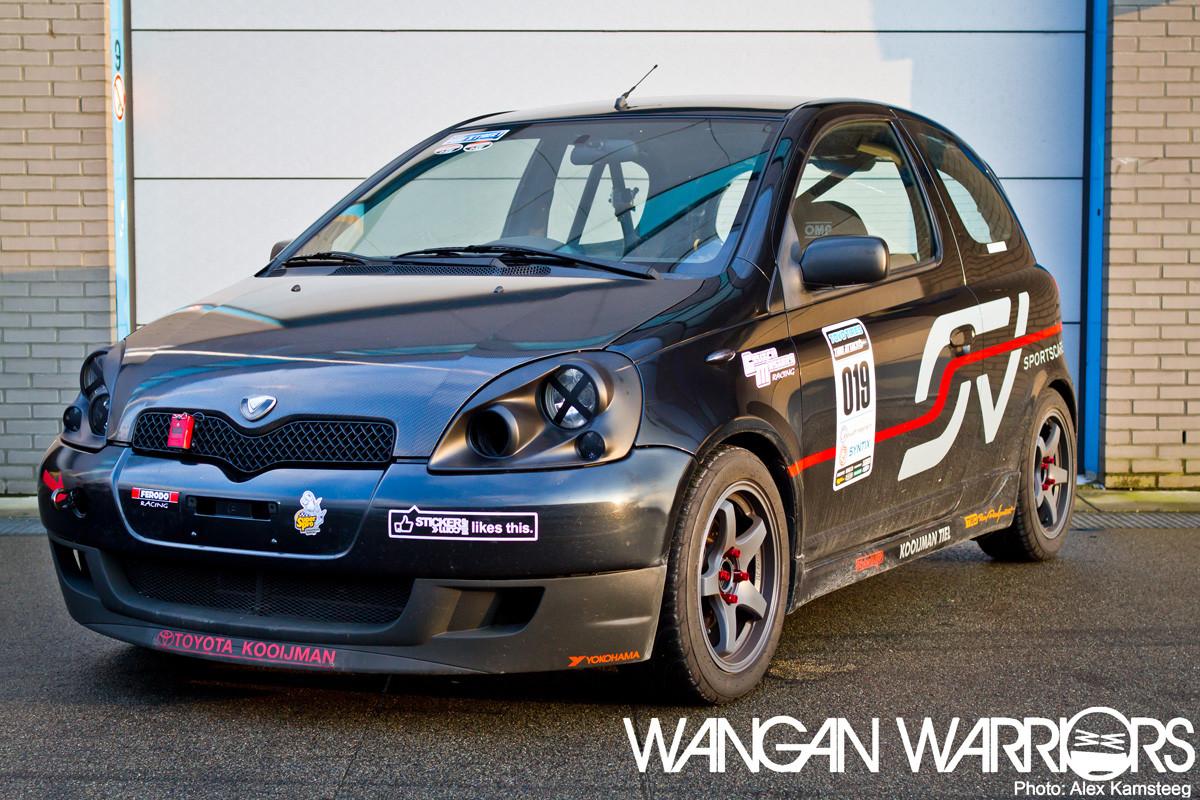 Car Feature The Toyota Yaris Wangan Warriors
