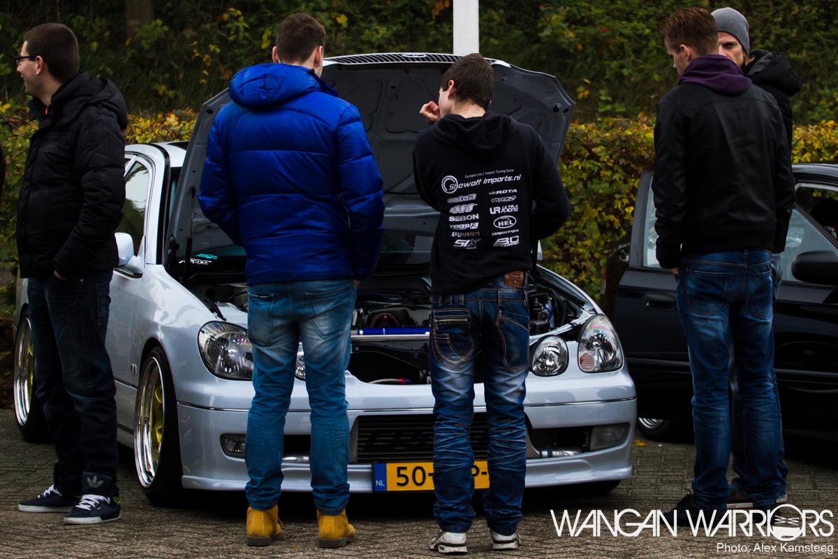 Observations From A Car Meet Wangan Warriors - Car meets near me