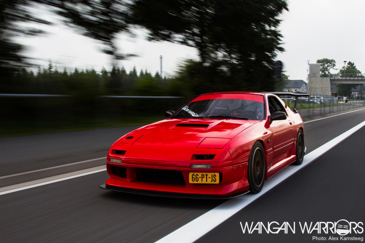 Kevins RX-7 FC3S - Wangan Warriors