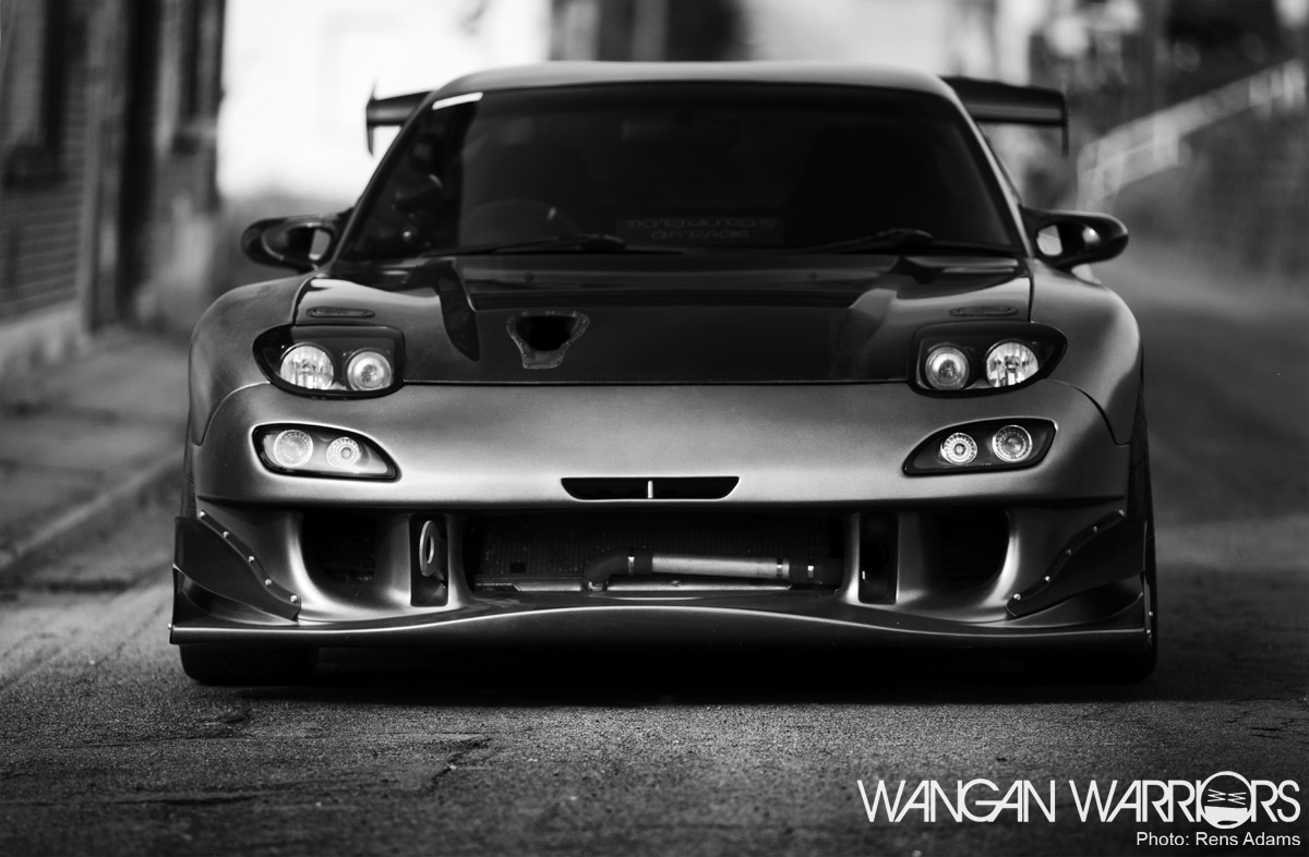 Front RX7