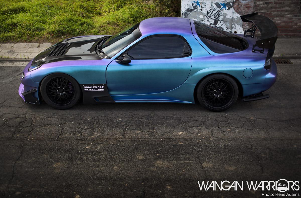 side Mazda